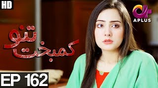 Kambakht Tanno - Episode 162 uploaded on 2 month(s) ago 36142 views