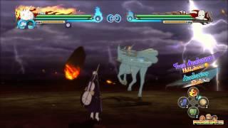 Naruto Shippuden Ultimate Ninja Storm Revolution - All 10 Bijuu's Movesets