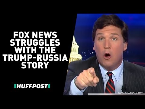 Fox News Is Really Struggling With The Trump Russia Story