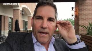Grant Cardone Shares a Secret About How to Go from Poor to Rich