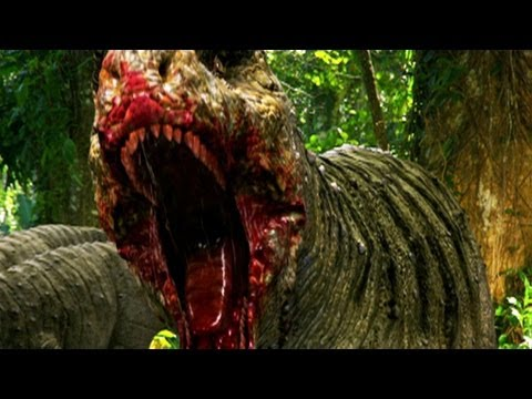 SCARY Dinosaur Roars