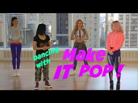 Chachi Gonzales | Dancing With Make It Pop Cast!
