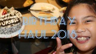 E35 Birthday Haul 2018 | Uriel TV