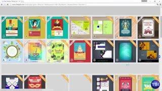 Freepik tutorial 2106| Qué es Freepik y Cómo usarlo para conseguir diseños y recursos gratuitos.