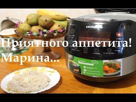 Мультиварка каша овсяная рецепты