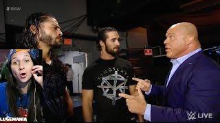 WWE Raw 5/22/17 Mini Shield REUNION