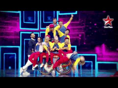 Dance+ 2 | B-Boying Wild Ripperz
