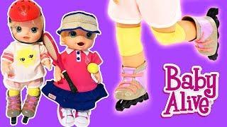 Baby Alive Kardeşler Lily Blonde YENİ Spor Kıyafet ve Aksesuarlarına Kavuşuyor  💓 | Oyuncak Butiğim