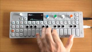 [IA] Inspire Audio OP-1 RZ-1 Drumkit (free download) Demo