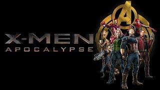 Avengers : Infinity War (X-Men Apocalypse style)