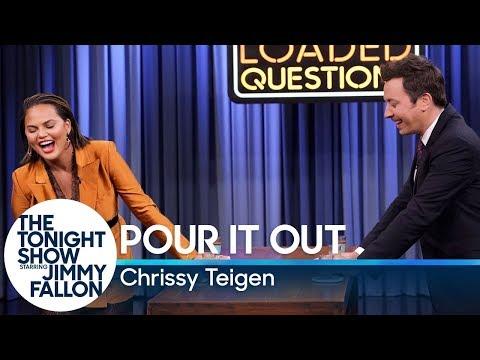 Pour It Out w Chrissy Teigen