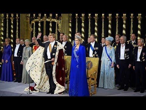 Paesi Bassi: il nuovo re giura fedeltà al regno