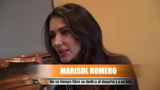 MARISOL ROMERO regresa a la televisión ecuatoriana en Tierra de Serpientes