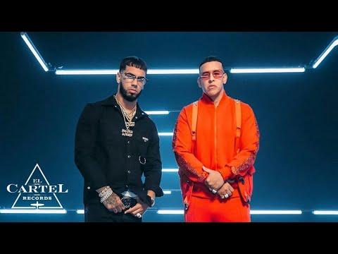 اغنية اجنبية ادمان 💊 مترجمة دادي يانكي Daddy Yankee & Anuel AA Adictiva Official Audio