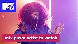 SZA Performs An Acoustic Version of 'Supermodel'   Push: Artist to Watch   MTV