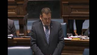 Jeff Wharton asks Minister Cullen about steps being taken to help small business