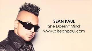 Sean Paul - She Doesn't Mind [AUDIO].flv