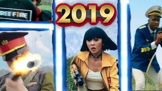 Garena Free Fire - Official Movie 2019 | Paloma, Maxim, Ford, Kelly | Free Fire battle in Real life
