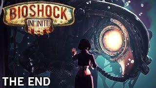Let's Play BioShock Infinite Deutsch #14 ENDE - Ein Mann eine Stadt ein Mädchen