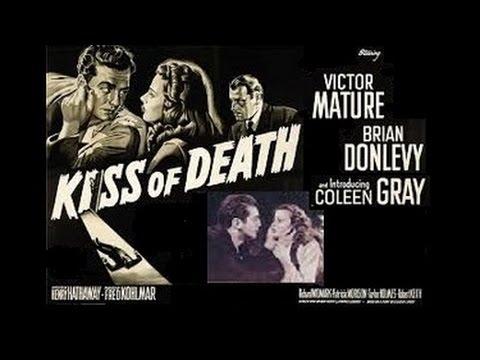 Kiss Of Death (1947) - Victor Mature/Richard Widmark/Brian Donlevy/Coleen Gray