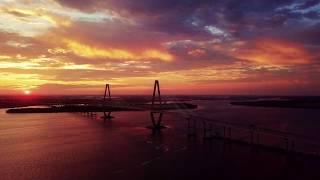 Charleston   The Holy City -  4K Drone