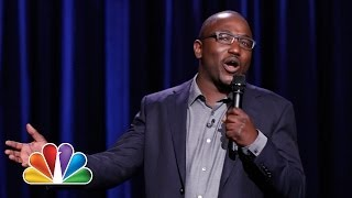 Hannibal Buress Performs Standup