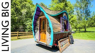 Incredible Tiny House Cafe Is A True Work Of Art