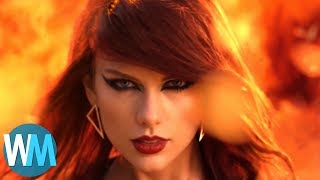 Top 10 Bad Songs With Cool Music Videos