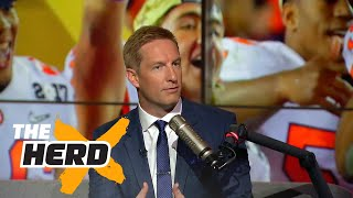 Klatt and Cowherd discuss Clemson