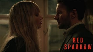 Red Sparrow | A Spy Story | Official HD Clip 2018
