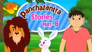 Panchatantra Tales in English | Part 6 in (HD) | Don