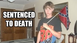 Dylann Roof: No Remorse & Sentenced to Death