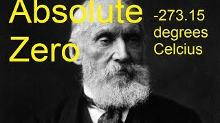 Where does Absolute Zero come from?