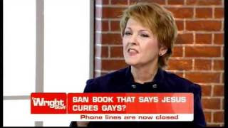 Ban book that says Jesus cures gays? (22.2.11) - TWStuff