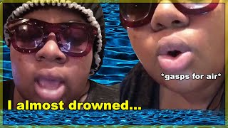 How To Drown.....I Mean..How NOT To Drown
