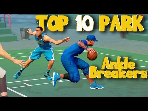how to get bs on nba 2k16 park