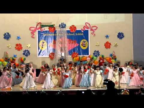 Xxx Mp4 International Indian School Jeddah KG Anaul Day 2011 Cute Girls Dance MOV 3gp Sex