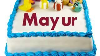 Happy Birthday Mayur