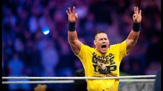 HUGE WWE 2018 John Cena WrestleMania 34 Match Revealed WWE WrestleMania 34 Match