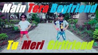 Main Tera Boyfriend Kids Dance By Viranshu & Mini (Raabta)