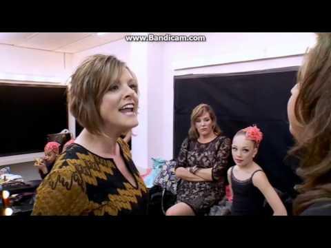 Dance Mom Kelly hits Abby Lee Miller Dance moms season 4