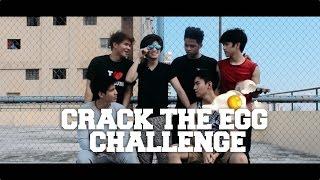 Crack The Egg Challenge   Chicser