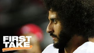 Michael Bennett Compares Colin Kaepernick To Muhammad Ali | First Take | June 15, 2017