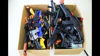 Box of Toys ! GUNS BOX Toys Military & Police equipment   Gun toy (22)