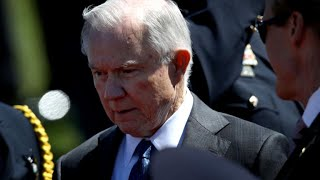 Trump says Sessions should not have recused himself