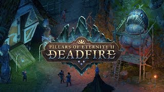 Pillars of Eternity 2: Deadfire - Exploring Tikawara: NPC Daily Activities, Day/Night Cycle (Beta)