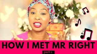 LAW OF ATTRACTION - Part 1- How I Met Mr Right - Using Law Of Attraction - THE SECRET - Find Love ❤️