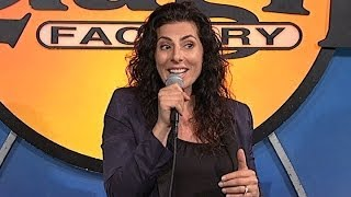 Kira Soltanovich - Snoring Husband (Stand Up Comedy)