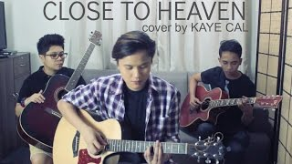 Close To Heaven - Color Me Badd (KAYE CAL Acoustic Cover)