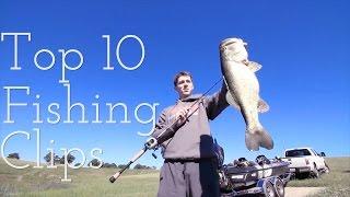 Top 10 Bass Fishing Clips